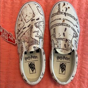 Limited Edition Harry Potter Vans!